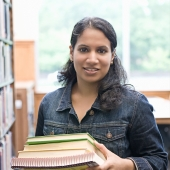 student_w_books - Click to see full photograph